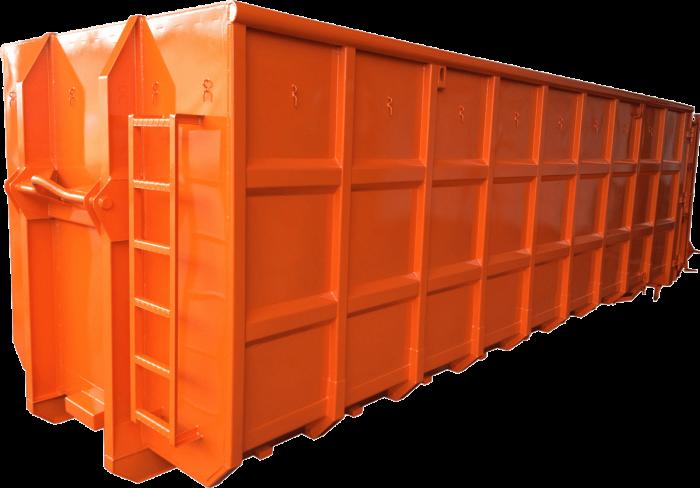 Abrollcontainer Verstärkte Ausführung