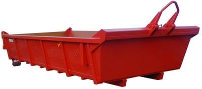 Ineinander Stapelbare Abrollcontainer