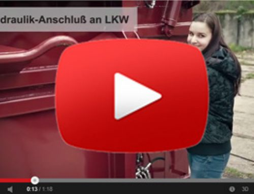 Hydraulikdach (Video)